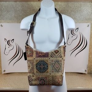 Relic Crossbody Fabric Purse